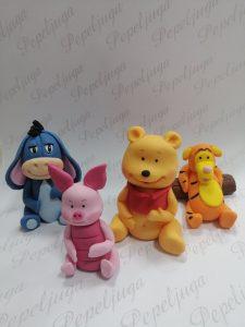Figurice za Torte od Fondana Vini Pooh