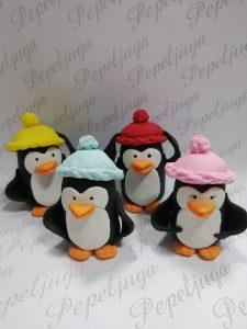 Ukrasi za Torte pingvini sa madagaskara