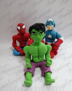 13 Figurice Za Tortu Heroji