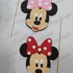15 Figurice Za Tortu Minnie Mouse