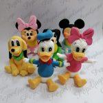 2 Figurice Za Tortu Disney