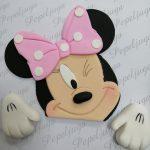 20 Figurice Za Tortu Minnie Mouse