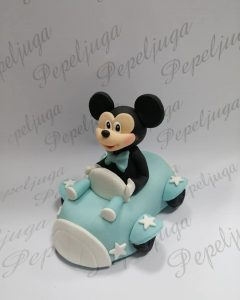 22 Figurice Za Tortu Mickey Mouse