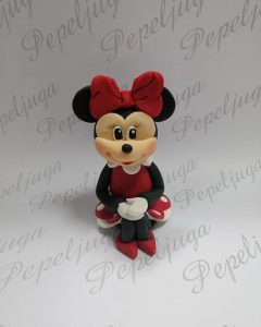 23 Figurice Za Tortu Minnie Mouse