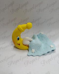 28 Figurice Za Tortu Beba na mesecu