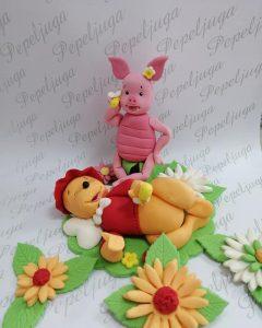 29 Figurice Za Tortu Vinnie The Pooh