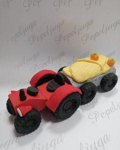 31 Figurice Za Tortu Traktor