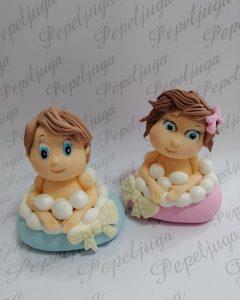 36 Figurice Za Tortu Bebe sa brojanicom