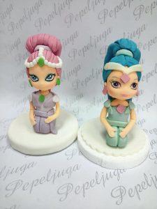 44 Figurica Za Tortu Shimmer Shine