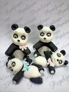 45 Figurice Za Tortu Pande