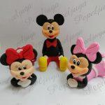 46 Figurice Za Tortu Mickey Minnie Mouse
