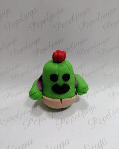 49 Figurice Za Tortu Spike Brawl Starws
