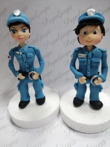5 Figurice Za Tortu Policija