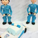 50 Figurice Za Tortu Policija
