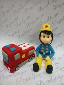 51 Figurice Za Torte Vatrogasac