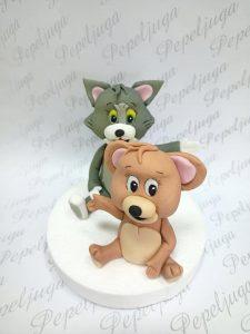 56 Ukrasi Za Torte Tom Jerry