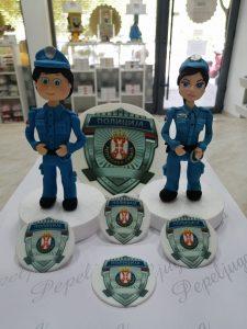 58 FIgurice Od Fondana Policija