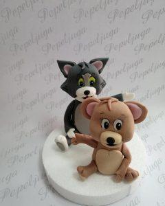 68 Figurice Za Tortu Tom Jerry