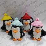 69 Figurice Za Tortu Pingvini