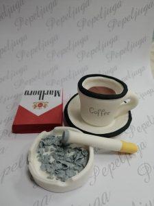 70 Ukrasi Za Torte Kafa i cigarete